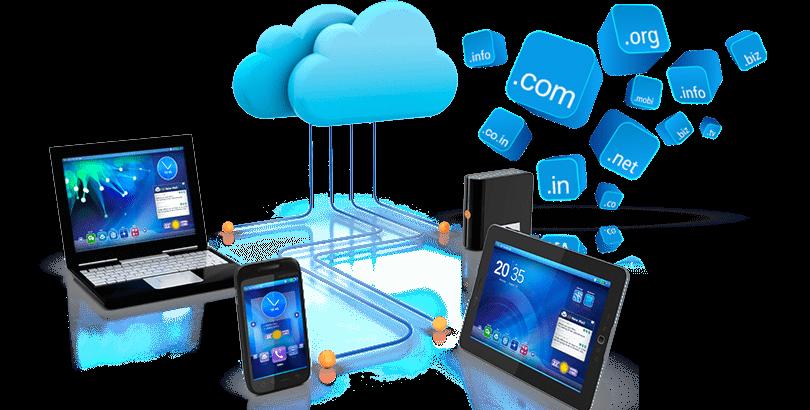 Affordable domain registration, web design and hosting services